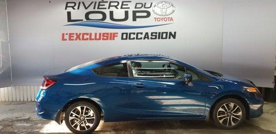 Honda Civic Coupe EX, ROUES ET PNEUS HIVER INCLUS 2014 (1/20)