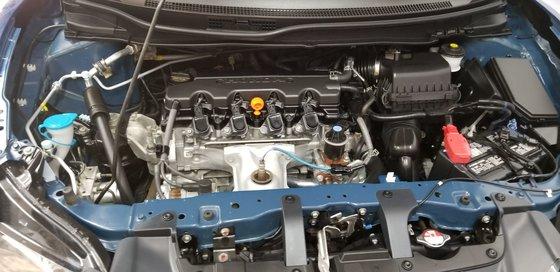 Honda Civic Coupe EX, ROUES ET PNEUS HIVER INCLUS 2014 (20/20)