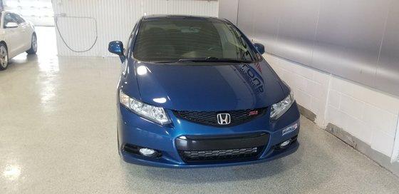 Honda Civic Cpe Si ROUES ET PNEUS HIVER INCLUS 2013 (3/19)