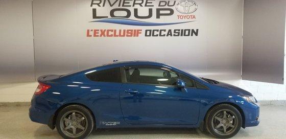 Honda Civic Cpe Si ROUES ET PNEUS HIVER INCLUS 2013 (2/19)