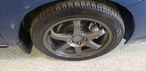 Honda Civic Cpe Si ROUES ET PNEUS HIVER INCLUS 2013 (18/19)