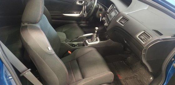 Honda Civic Cpe Si ROUES ET PNEUS HIVER INCLUS 2013 (17/19)