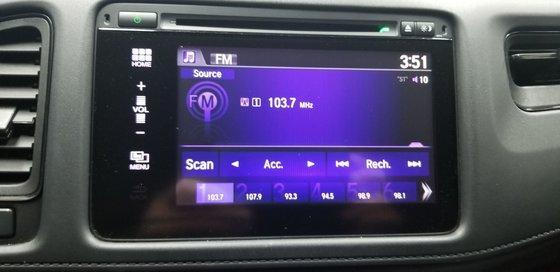 Honda HR-V LX AWD 2016 (12/18)