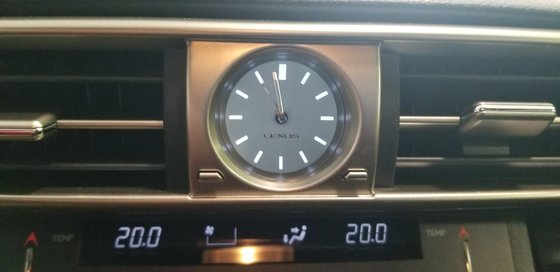 2015 Lexus IS 250 SÉRIE F (10/20)