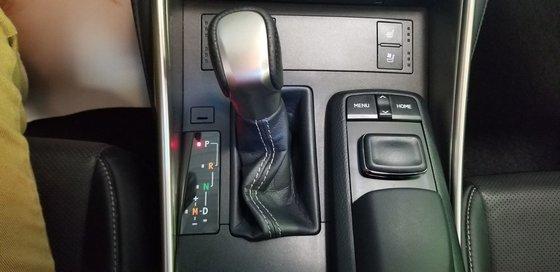 2015 Lexus IS 250 SÉRIE F (7/20)