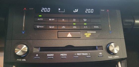 2015 Lexus IS 250 SÉRIE F (9/20)