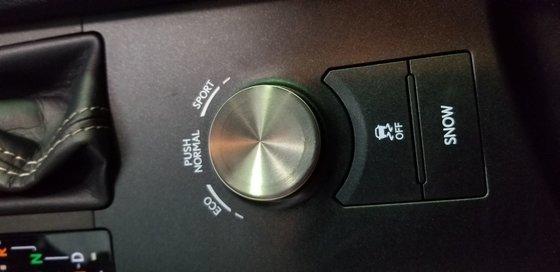 2015 Lexus IS 250 SÉRIE F (6/20)