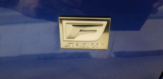 2015 Lexus IS 250 SÉRIE F (5/20)