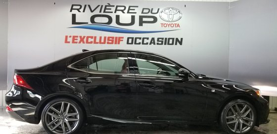 Lexus IS 300 AWD F2 2016 (1/9)