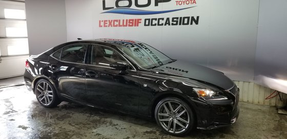 Lexus IS 300 AWD F2 2016 (4/9)