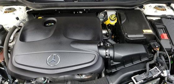Mercedes-Benz CLA-Class CLA 250 4 MATIC 2015 4 MATIC AWD (19/21)