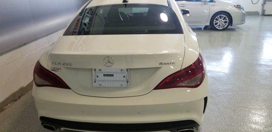 Mercedes-Benz CLA-Class CLA 250 4 MATIC 2015 4 MATIC AWD (5/20)