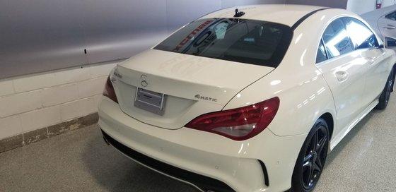 Mercedes-Benz CLA-Class CLA 250 4 MATIC 2015 4 MATIC AWD (2/20)