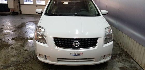 Nissan Sentra PNEUS HIVER INCLUS 2009 (4/10)