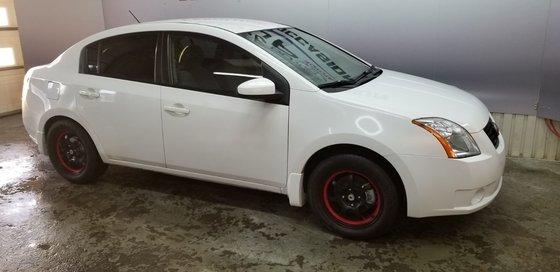 Nissan Sentra PNEUS HIVER INCLUS 2009 (2/10)