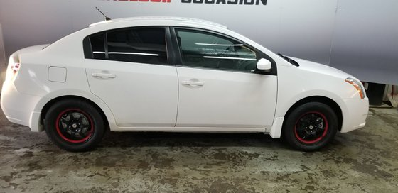 Nissan Sentra PNEUS HIVER INCLUS 2009 (1/10)