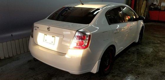 Nissan Sentra PNEUS HIVER INCLUS 2009 (3/10)