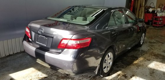 Toyota Camry LE 2009 (3/17)
