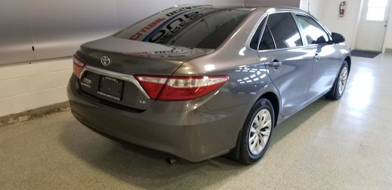 2015 Toyota Camry LE (5/20)
