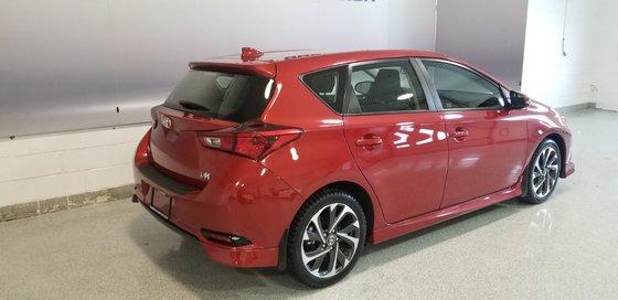 2017 Toyota Corolla iM (5/21)