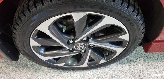 2017 Toyota Corolla iM (19/21)