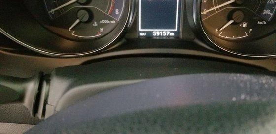 2017 Toyota Corolla iM (11/21)