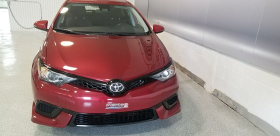 2017 Toyota Corolla iM (4/21)