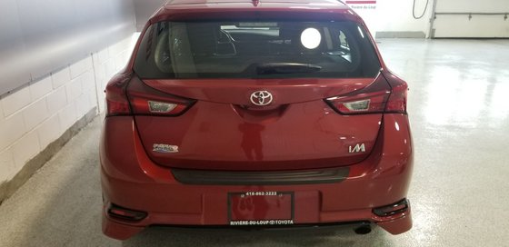 2017 Toyota Corolla iM (6/21)