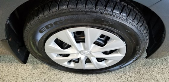 2014 Toyota Corolla CE (18/19)