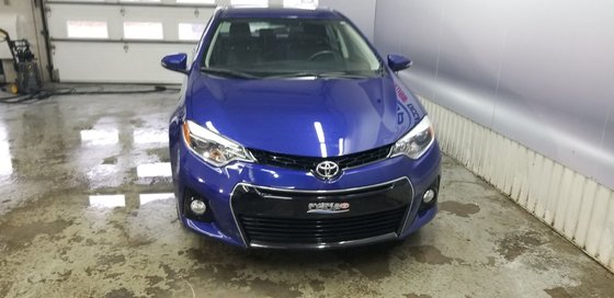Toyota Corolla S 2015 (5/24)