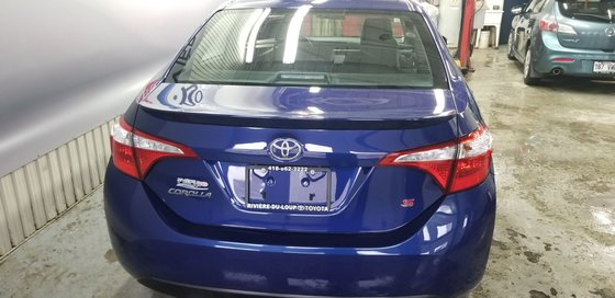 Toyota Corolla S 2015 (4/24)