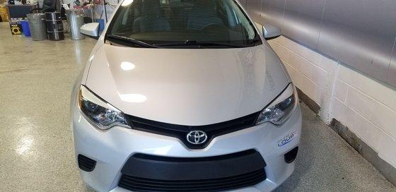 Toyota Corolla CE 2015 (4/19)