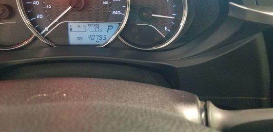 Toyota Corolla CE 2015 (11/19)