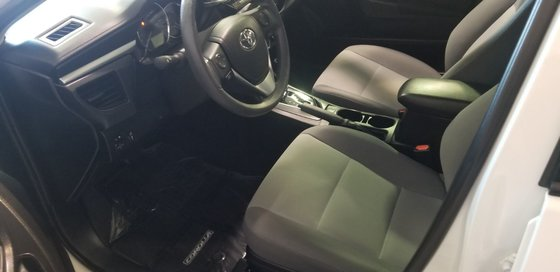 Toyota Corolla CE 2015 (14/23)