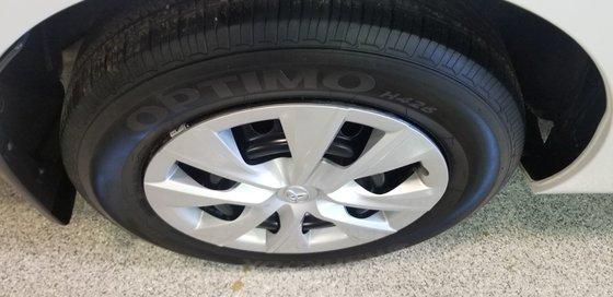 Toyota Corolla CE 2015 (17/23)