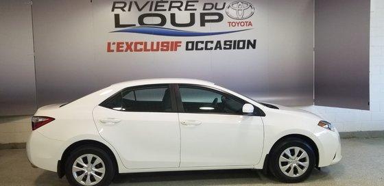 Toyota Corolla CE 2015 (23/23)