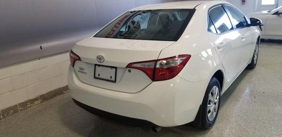 Toyota Corolla CE 2015 (20/23)