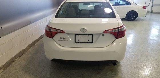 Toyota Corolla CE 2015 (19/23)