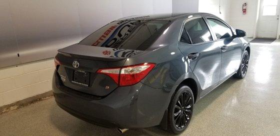 2015 Toyota Corolla S (5/19)