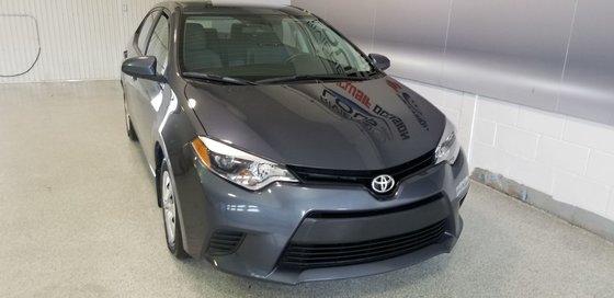 2016 Toyota Corolla (3/18)