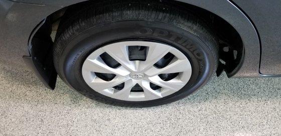 2016 Toyota Corolla (16/18)