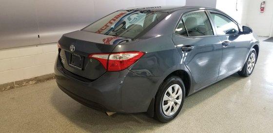 2016 Toyota Corolla (5/18)