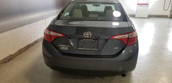 2016 Toyota Corolla LE (3/23)