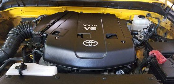 Toyota FJ Cruiser  2007 (13/14)