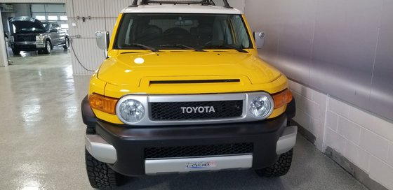 Toyota FJ Cruiser  2007 (2/14)