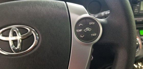 2014 Toyota Prius C (18/21)