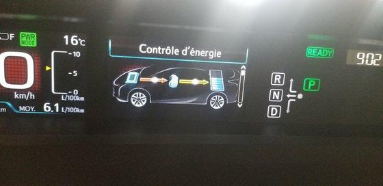 2018 Toyota Prius (16/21)