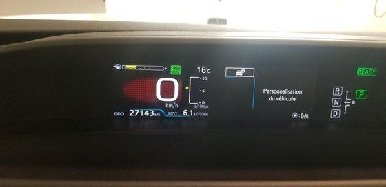 2018 Toyota Prius (13/21)