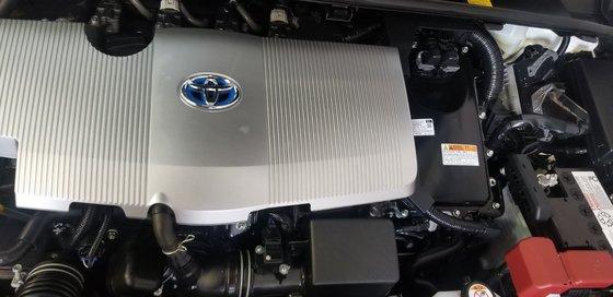 2018 Toyota Prius (20/21)