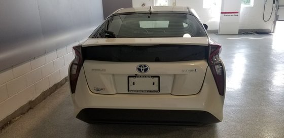 2018 Toyota Prius HYBRIDE NEUF AU PRIX D USAGE (6/18)
